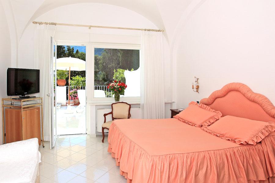Terrazza Brunella: a romantic restaurant on Capri
