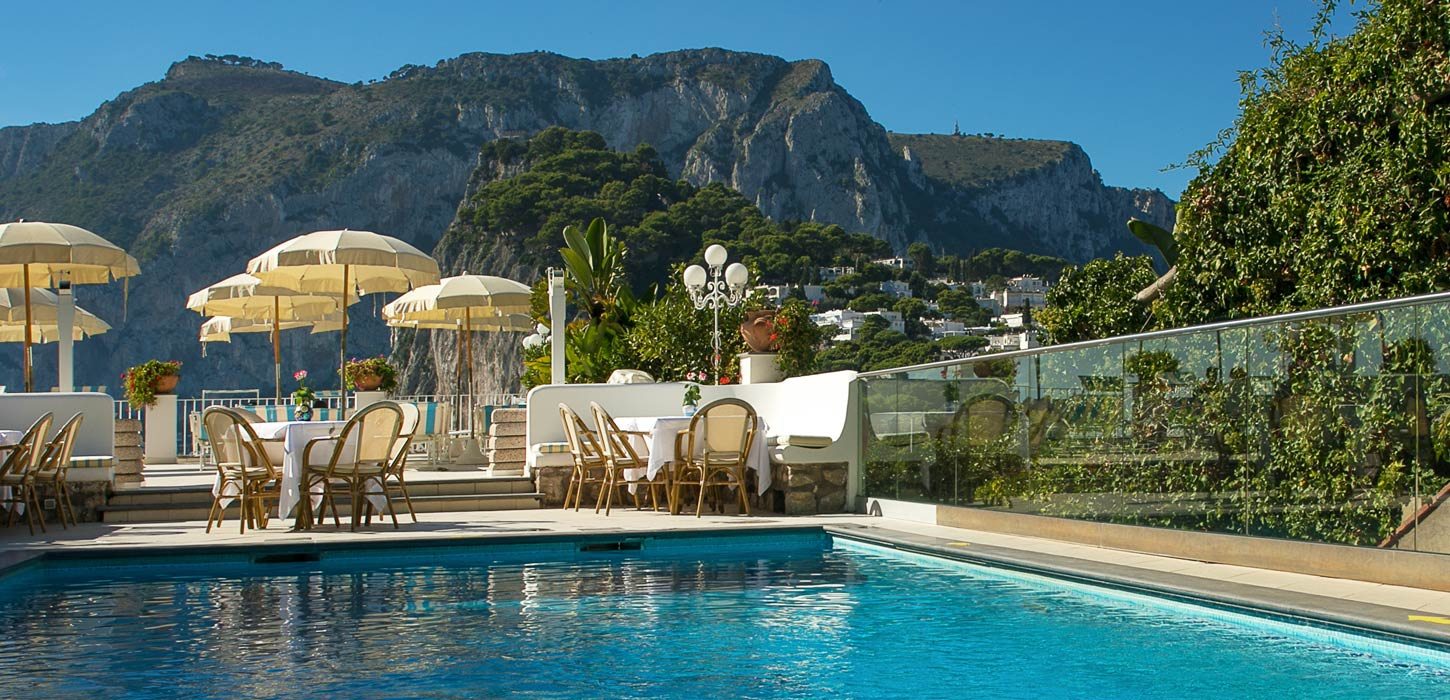 Terrazza Brunella: a romantic restaurant on Capri